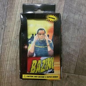 Other - NEW Big Bang Theory socks 💥